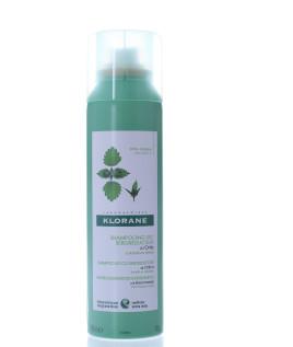 Klorane Shampoo Secco Ortica 150ml