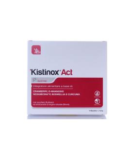 Kistinox Act 14 bustine integratore alimentare laborest