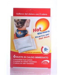 Hot Neck Perfect Fit Ricariche 6 buste