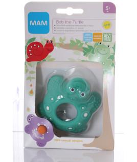 MAM BOB THE TURTLE 5mesi+ giocattolo per lo sviluppo colore viola o verde