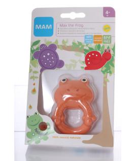 MAM MAX THE FROG 4MESI+ giocattolo per lo sviluppo sensoriale