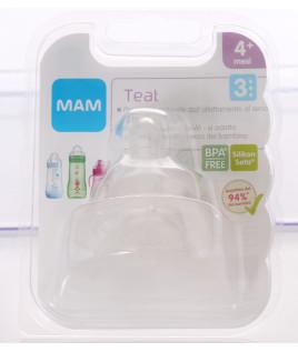 MAM TEAT 2X TETTARELLA 4MESI+ MISURA 3