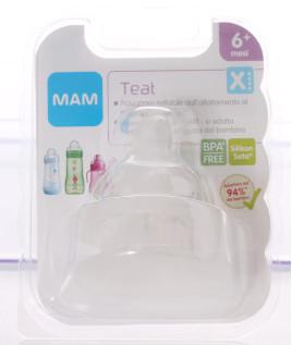 MAM TEAT 2X TETTARELLA MISURA X 6+MESI
