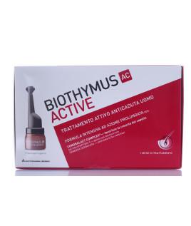 Biothymus Ac Act UOMO Trattamento 10 FIALE anticaduta