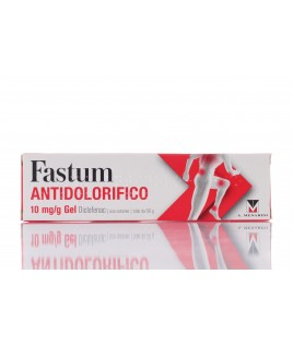 FASTUM ANTIDOLORIFICO 1% GEL TB 50G