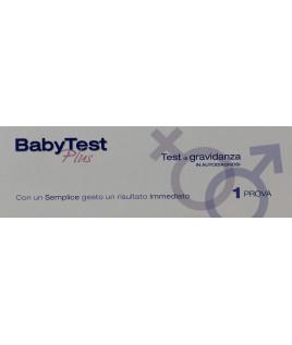 BABY TEST PLUS GRAVIDANZA 1PZ