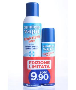 Pumilene Vapo Disinfettante 250ml+75ml