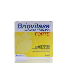 BRIOVITASE FORTE 20 BUSTE MAGNESIO E POTASSIO