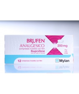 Brufen Analgesico *12cpr Riv 200mg