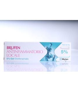 Brufen Antinfiammatorio*gel 40g 5%