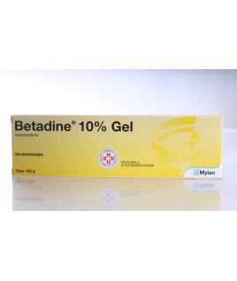 Betadine*gel 100g 10% Iodopovidone