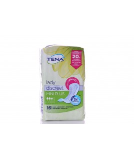 TENA LADY DISCREET MINI PLUS 16P