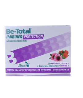 Be total Immuno Protection Complex  14 bustine Integratore Alimentare