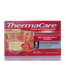 THERMACARE SCHIENA 4 FASCE MONOUSO