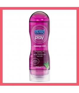Durex Massage 2in1 Aloe Vera 200ml