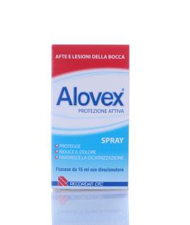 Alovex Protezione Attiva Spray 15ml