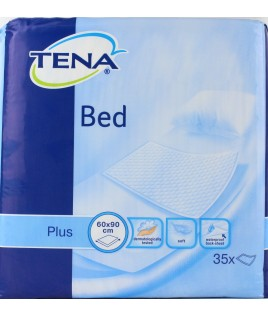 TENA BED PLUS TRAV 60X90CM 35PZ