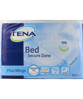 TENA BED PLUS TRAVERSA 80X180CM 20PZ