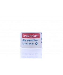 Leukoplast Skin Sensitive Cerotto Rocchetto 2600 x 2,5cm