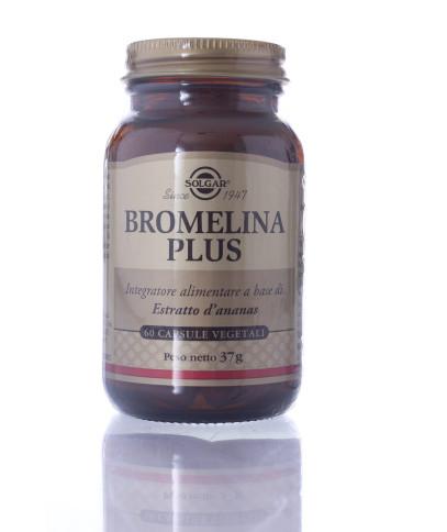 Solgar Bromelina Plus 60 cps