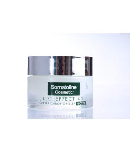 Somatoline Cosmetic Lift Effect 4D Crema Chrono Filler Notte 50 ml