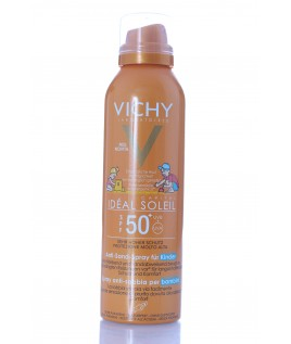 Vichy Ideal Soleil Anti-sabbia Kids 50