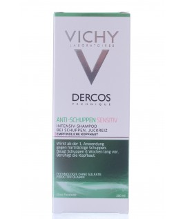 VICHY Dercos Shampoo Antiforfora Sensitive 200 ml