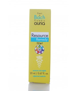 FIORI DI BACH RESOURCE REMEDY Gocce 20ML GUNA