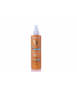 Vichy ideal soleil spray solare Bambino Spf50+ 200ml