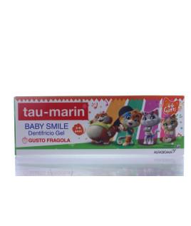 Tau Marin Dentifricio Baby Fragola 44gatti 50 ml