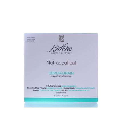 Bionike Nutraceutical Depur-drain 10bustine