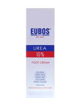 Eubos Urea 10% Crema Piedi 100ml