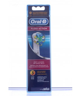 ORAL-B REFILL EBI 25-3 FLOSS ACTION