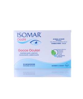 Isomar Occhi collirio 10 flaconcini monodose 0,5 ml