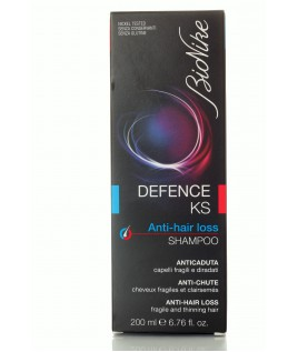 DEFENCE KS SHAMPOO ANTICADUTA 200ML