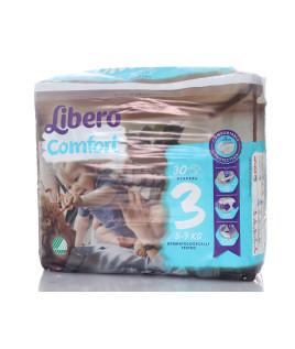 LIBERO COMFORT tg. 3  5-9KG 30PZ pannolini bambini