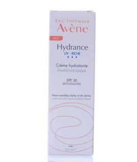 Avene HYDRANCE UV RICCA CREMA IDRATANTE SPF30 Tubo 40 ml