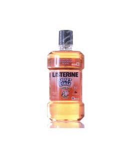 Listerine Smart Rinse KIDS 500 ml gusto frutti rossi