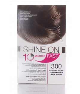 Bionike Shine On Fast 300 Castano Scuro