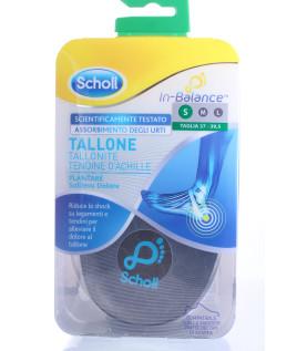 Scholl Plantare Tallone S 2pz