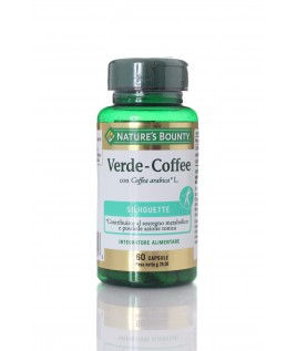 Nature's bounty Verde-coffee 60 capsule
