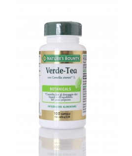 Nature's bounty Verde Tea 100 capsule