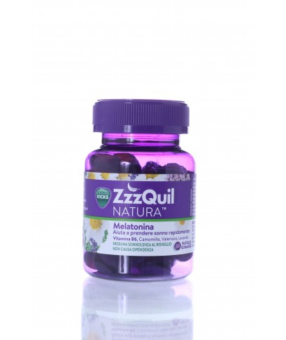 Vicks Zzzquil Natura 30 pastiglie gommose