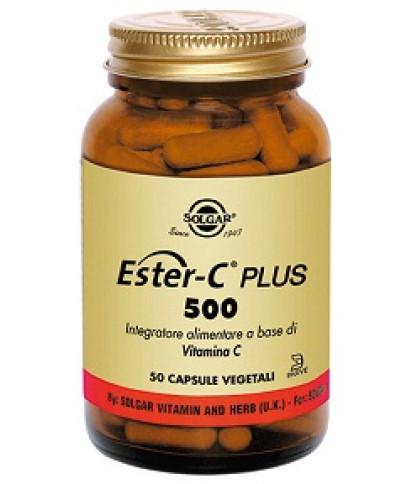 Solgar Ester C Plus 500 50cps Veg