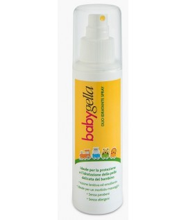BABYGELLA OLIO IDRATANTE SPRAY 125ML