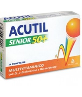 acutil 50 senior compresse