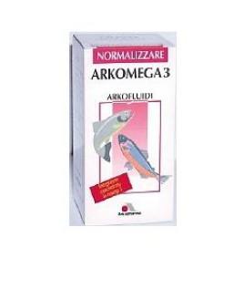 ARKOMEGA 3 OLIO PESC 50CPS