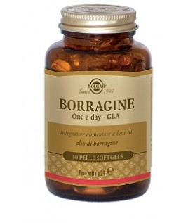 SOLGAR BORRAGINE-ONE A DAY GLA 30PRL