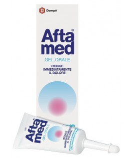 AFTAMED GEL TUBETTO 15ML