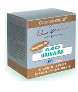 A40 URINAIRE OROGRANULI